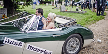 Wedding Classic Car Hire
